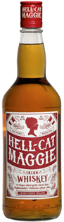 Hell-Cat Maggie Irish Whiskey 750ml